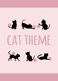 Pink 4 / Cat