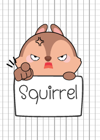 Simple Angry Squirrel (jp)