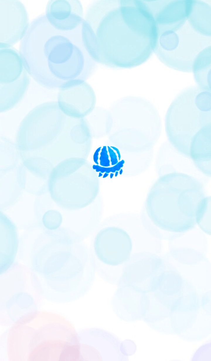 jellyfish kawaii Theme