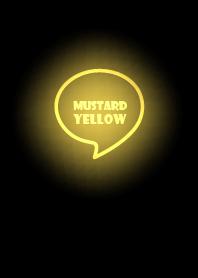 Mustard Yellow Neon Theme Vr.4