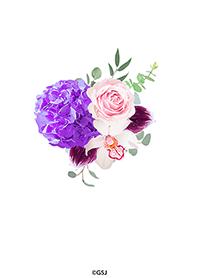 violet flowers3
