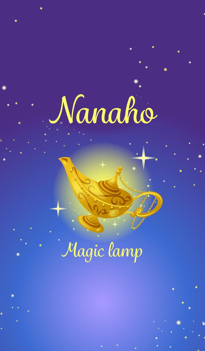 Nanaho-Attract luck-Magiclamp-name