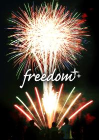ธีมไลน์ freedom 4 joc
