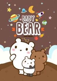 Baby Bears Galaxy Coco