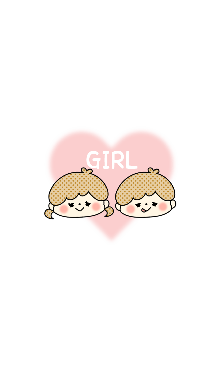 -LOVELY COUPLE THEME- GIRL / No.10