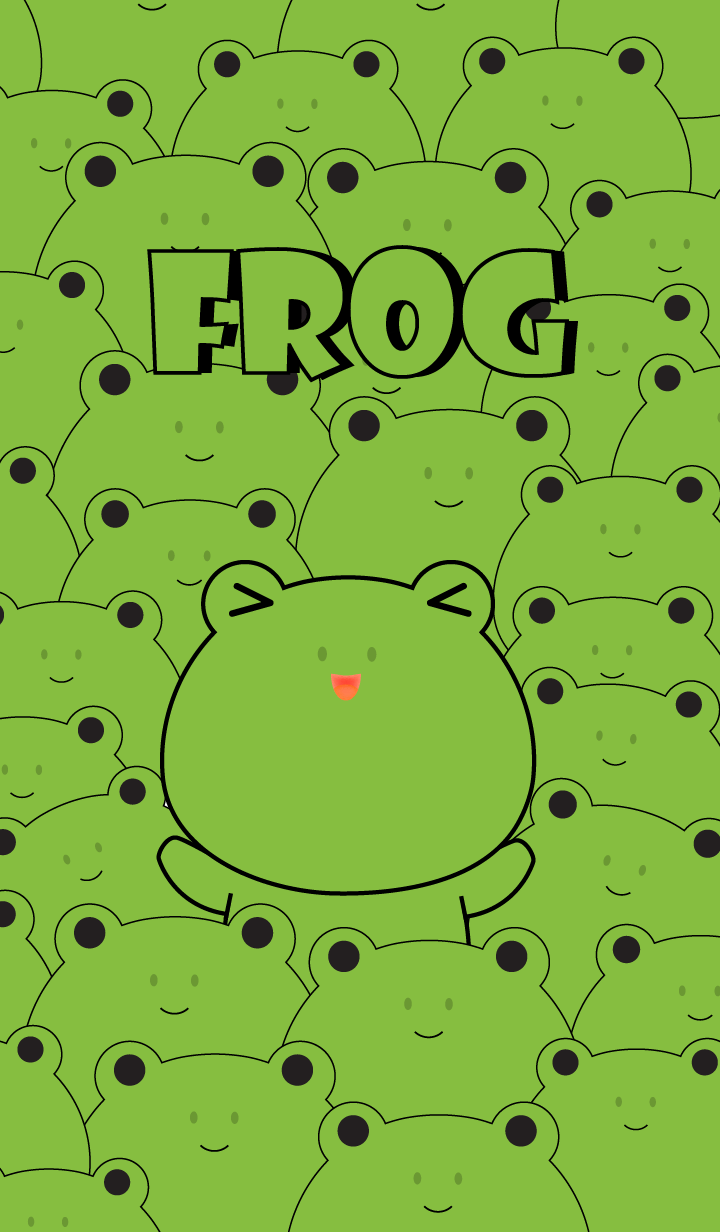 Special Emotion Frog Theme