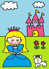 Princess x world