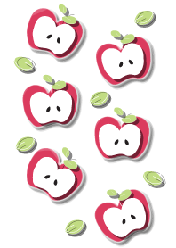 Yummy apples theme 78 :)