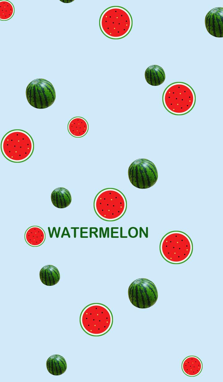 Pop and cute watermelon2