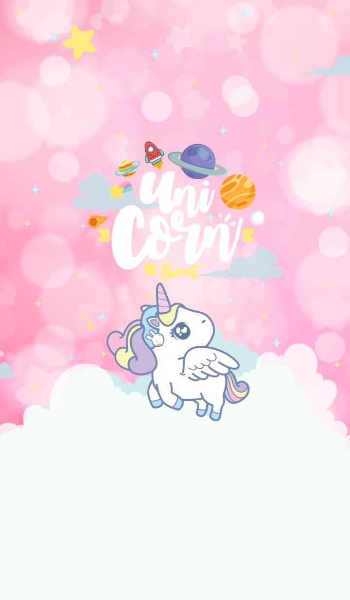 Unicorn Sweet Galaxy Sweet