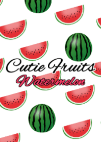 Cutie Fruits [Watermelon Version]