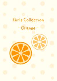 Girls Collection -Orange-