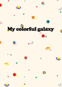 My colorful galaxy 2!