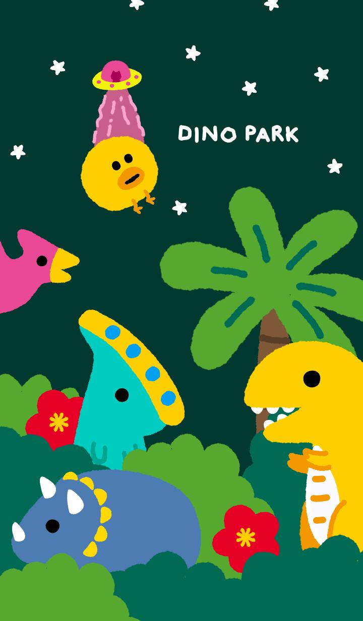 Dino Park: Jurassic Night