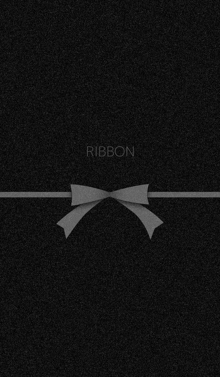 蝴蝶織帶/黑19