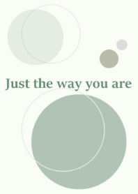 Just the way you are(JP)