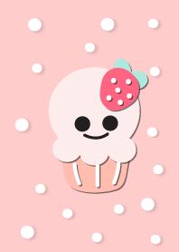 lovely smily cake 20 :)