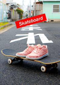 Skateboard ---