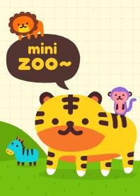 mini zoo: TIGO & LEO