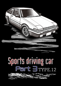 Sports driving car Part3 TYPE.12
