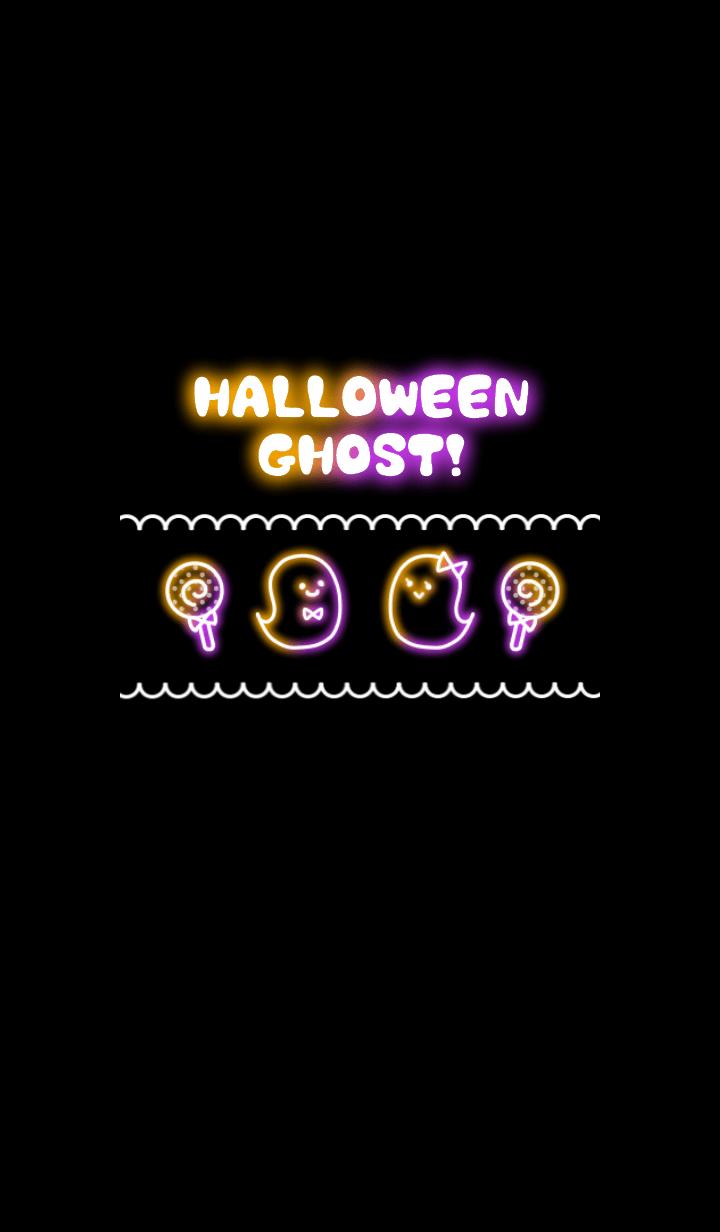 Cute! Pop! Halloween Ghost !! --1--