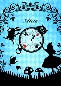 Alice in Wonderland-theme