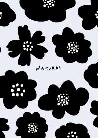 Floral black30 from Japan