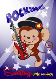 微笑小猴~搖滾