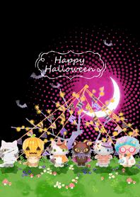 Happy Halloween cat / Halloween2019