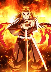 Demon Slayer(MOVIE)(Kyojuro ver.)