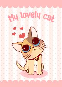 -My lovely cat-