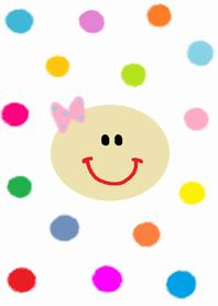 (slack cute dot and niko )