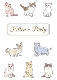 Kitten's Party