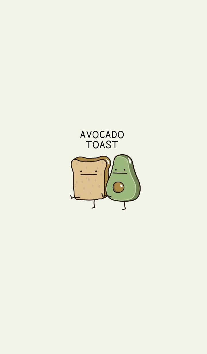 AVOCADO TOAST #1