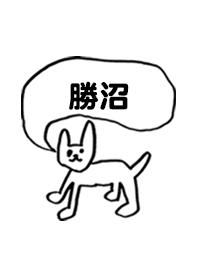 KATSUNUMA by Irre Kosuya no.7171