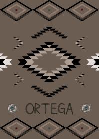 Native American pattern + beige