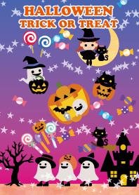HALLOWEEN TRICK OR TREAT@Halloween2019