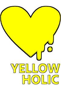 HOLIC HEART(YELLOW)#JP