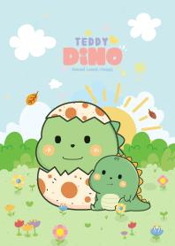 Dinos Garden Galaxy Lover