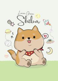 Shiba Green