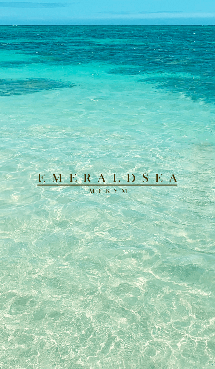 EMERALD SEA 7 -SUMMER-
