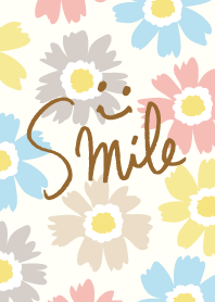 A handwritten smile Margaret -colorful-j