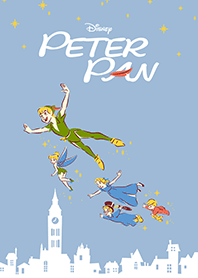 ธีมไลน์ ปีเตอร์แพน
