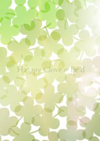 ธีมไลน์ Happy Clover Bed Vol.1