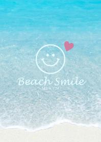 Love Beach Smile 19 -BLUE-