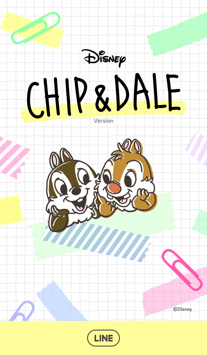 Chip 'n' Dale: Stationery