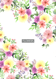 water color flowers_550