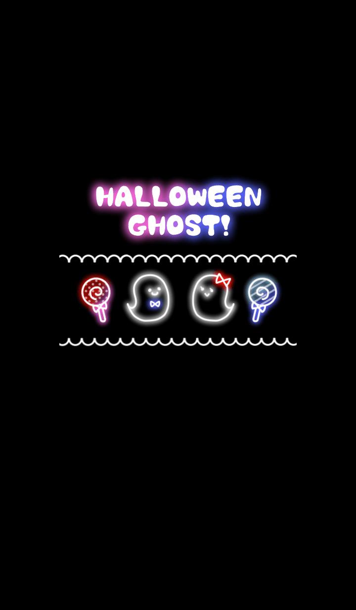 Cute! Pop! Halloween Ghost !! --5--