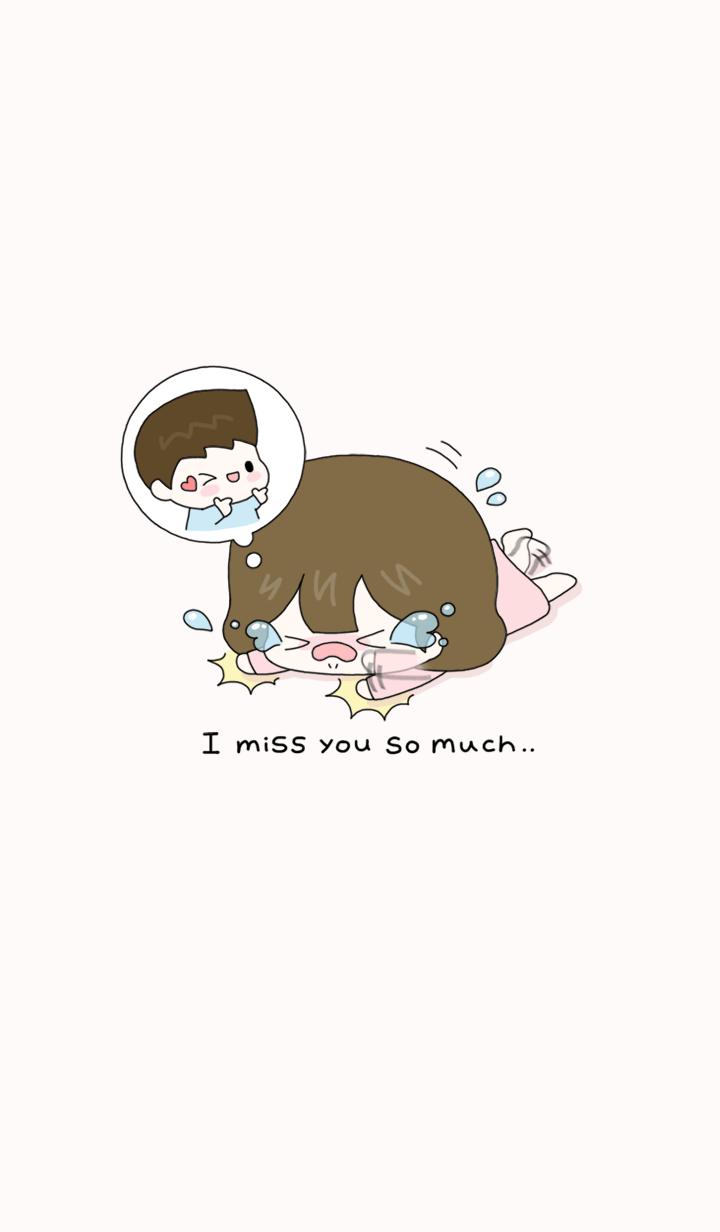 I miss you - som