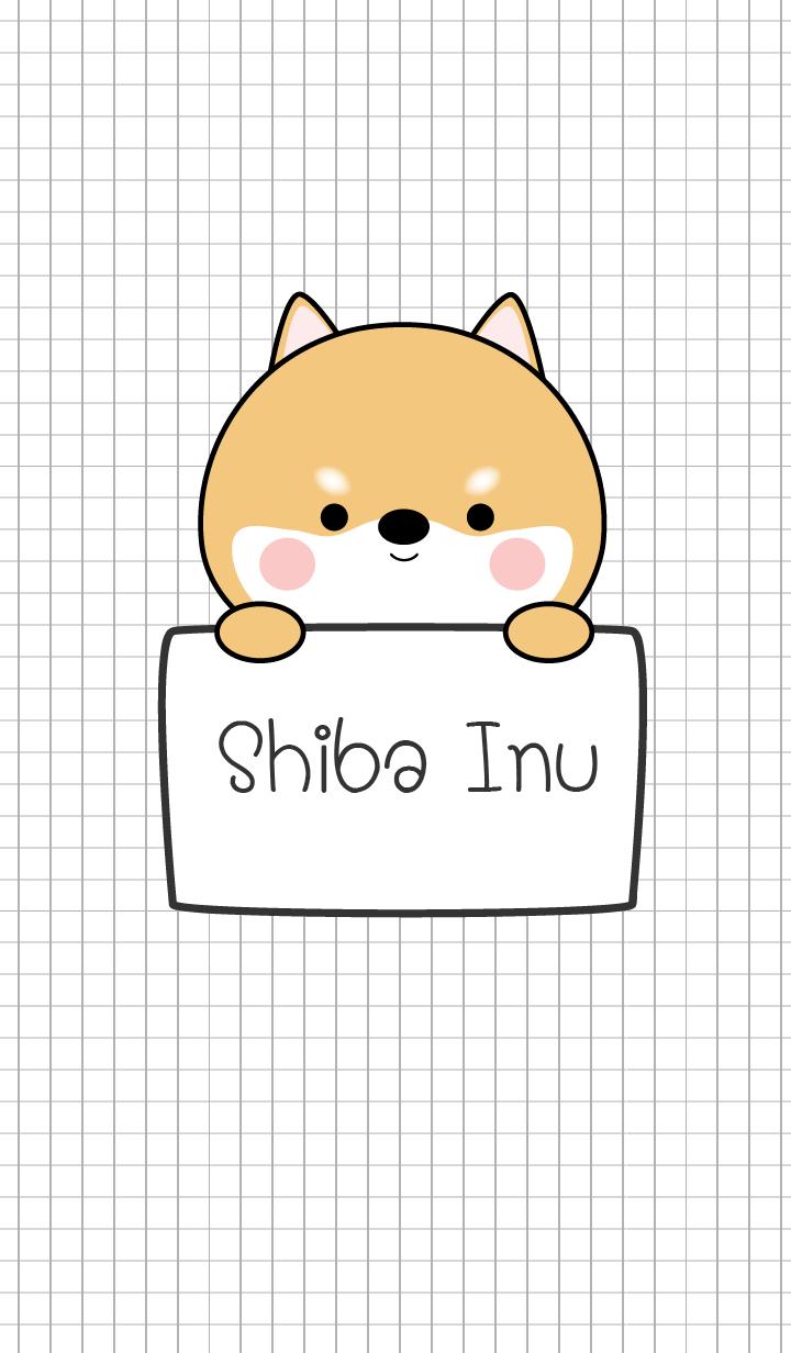 Love Shiba Inu Theme Ver.2